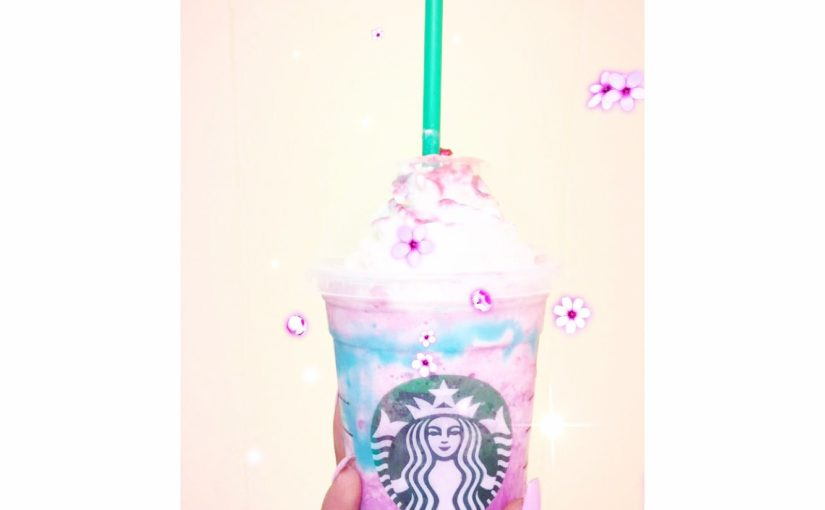 Review: Starbucks Unicorn Frappucino